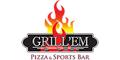 Grill 'Em Pizza & Sportsbar Menu