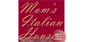 Mom's Italian House menu and coupons