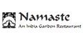 Namaste Southern Indian Cuisne Menu
