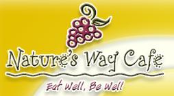 Nature's Way Cafe Menu