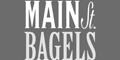 Main Street Bagels Menu