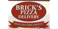 Brick's Pizza Menu