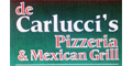 de Carlucci's Pizza menu and coupons