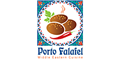 Porto Falafel Menu