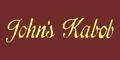 John's Kabob Menu