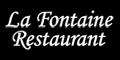 La Fontaine Restaurant Menu