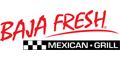 Baja Fresh Mexican menu and coupons