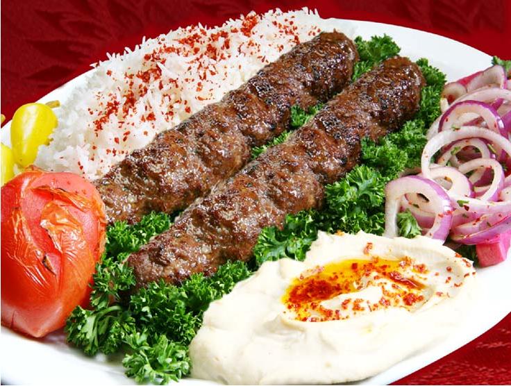 Mikho's Middle Eastern Cuisine Menu