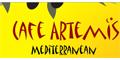 Cafe Artemis Menu