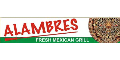 Alambres Fresh Mexican Grill menu and coupons
