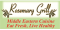 Rosemary Grill menu and coupons
