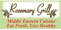 Rosemary Grill Menu