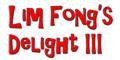 Lim Fong's Delight III Menu
