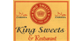 King Sweets menu and coupons