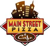 Main Street Pizza & Cafe          Menu