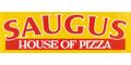 Saugus House of Pizza Menu