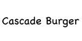 Cascade Burger menu and coupons