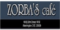Zorba's Cafe menu and coupons
