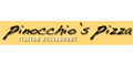 Pinocchio's Pizza menu and coupons