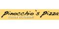 Pinocchio's Pizza Menu