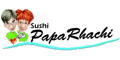 Sushi Papa Rhachi menu and coupons