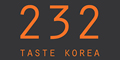 232 Taste Korea Menu