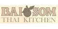 Bai Som Thai Kitchen Menu