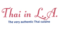 Thai In LA menu and coupons
