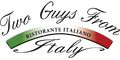 Two Guys From Italy Menu