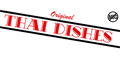 Original Thai Dishes menu and coupons