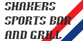 Shakers Sports Bar and Grill menu and coupons