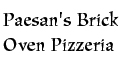 Paesan's Brick Oven Pizzeria menu and coupons