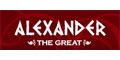 Alexander the Great menu and coupons