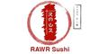 Rawr Sushi Menu