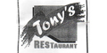 Tony's Restaurant menu and coupons