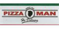 Pizza Man Menu