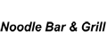 Noodle Bar & Grill menu and coupons