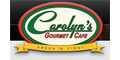 Carolyn's Gourmet Cafe menu and coupons