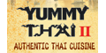 Yummy Thai II menu and coupons