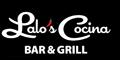 Lalo's Cocina Menu