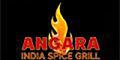 Angara Indian Spice Grill Menu
