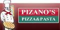 Pizano's Pizza & Pasta Menu