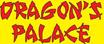 Dragon's Palace Menu