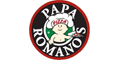 Papa Romano's Pizza menu and coupons