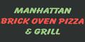 Manhattan Brick Oven Pizza & Grill Menu
