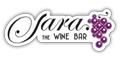 Sara the Wine Bar Menu