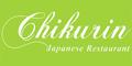 Chikurin Japanese Restaurant Menu