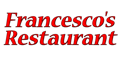 Francesco's Restaurant Menu