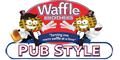 Waffle Brothers Pub Style Menu