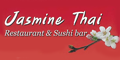 Jasmine Thai Restaurant & Sushi Bar Menu